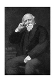 Robert Browning, British Poet and Playwright Giclee Print by Herbert Rose Barraud