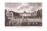 Dulwich College, Camberwell, London, 1790 Impression giclée par  Taylor