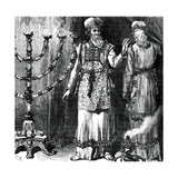 High Priests, Showing the Ephod and Linen Robes Giclee Print