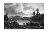 Lake George, New York, 1855 Giclee Print