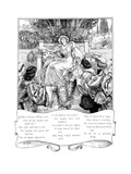 Who Is Silvia, 1895 Giclee Print