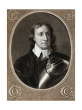 Oliver Cromwell, English Military Leader and Politician,1657 Giclee Print by Peter Lely