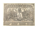 The Six Children of Philip the Handsome, C. 1523 Giclee Print
