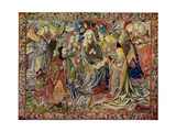 The Adoration of the Infant Jesus, 1930 Giclee Print