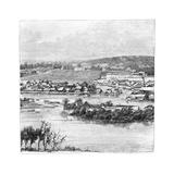 Singapore, 1895 Giclee Print