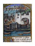 London, 1500 Giclee Print