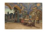 Dining Room of Prince Vasily Golitsyn, 1897 Giclee Print by Appolinari Mikhaylovich Vasnetsov