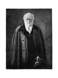 Charles Darwin, Renowned Naturalist and Thinker Giclee Print by John Collier