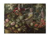 The Four Elements: Earth, 1569 Giclee Print by Joachim Beuckelaer