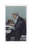 A Radical Lawyer, 1902 Giclee Print by  Spy