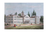 Smallpox Hospital, Highgate, London, C1871 Giclee Print