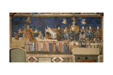 Allegory of Good Government, 1338-1339 Giclee Print by Ambrogio Lorenzetti