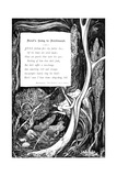 Ariel's Song to Ferdinand, 1895 Giclee Print