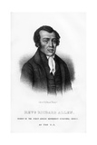 Richard Allen, African American Founder of the African Methodist Episcopal Church Giclee Print