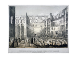 Royal Italian Opera House, Covent Garden, London, 1856 Giclee Print