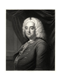 George F Handel, 19th Century Giclee Print by Thomson Scot