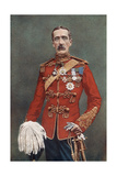Major-General Sir John C Ardagh, Director of Military Intelligence, 1902 Giclee Print by  Maull & Fox