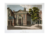 Lyon's Inn, Westminster, London, 1800 Giclee Print by Samuel Ireland