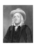 Jeremy Bentham, English Social Reformer and Philosopher Giclee Print