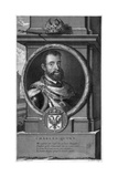 Charles V, King of Spain and Holy Roman Emperor Giclee Print