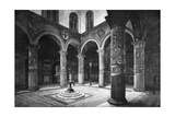 The Court of the Palazzo Vecchio, Florence, Italy, 1882 Giclee Print