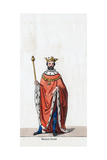 Marquis of Dorset, Costume Design for Shakespeare's Play, Henry VIII, 19th Century Giclee Print