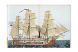 Transitional Ship, 1886 Giclee Print