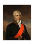 Portrait of Count Alexei Kirillovich Razumovsky (1748-182), 1849 Giclee Print by Carl Schulz