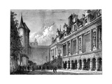 City Hall in La Rochelle, France, 1882-1884 Giclee Print by  Smeeton