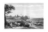Fort George, Madras, India, C1860 Giclee Print