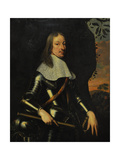 Portrait of Imperial Prince Willem Frederik of Nassau-Dietz (1613-166) Giclee Print by Pieter Nason