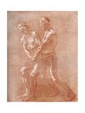 A Study for 'War, C1896 Giclee Print by Gari Melchers