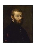 Self-Portrait, Between 1558 and 1563 Giclee Print by Paolo Veronese