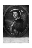 Margaret 'Peg' Woffington (1720-176), Irish Actress, 18th Century Giclee Print by  Jackson
