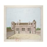 Queen Elizabeth's Grammar School, Chipping Barnet, Hertfordshire, C1800 Giclee Print