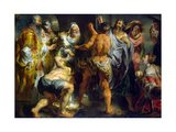 The Apostles Paul and Barnabas in Lystra, C1616-1617 Giclee Print by Jacob Jordaens