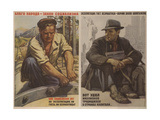 The Well-Being of the People, the Law of Socialism, 1954 Giclee Print