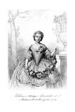 Philippine Elisabeth D'Orleans, Mademoiselle De Beaujolais Giclee Print