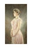 Portrait of Empress Alexandra Fyodorovna of Russia, the Wife of Tsar Nicholas II, 1901 Giclee Print by Viktor Karlovich Stemberg