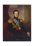 Portrait of Ivan Fyodorovich Paskevich, Count of Erivan, Viceroy of the Kingdom of Poland, 1845 Giclee Print by Jan Ksawery Kaniewski