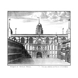 Prospect of Guildhall, City of London Giclee Print