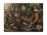 The Four Elements: Water, 1569 Giclee Print by Joachim Beuckelaer