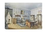 Interior, 1860 Giclee Print by Andrei Alexeevich Redkovsky