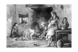 The Irish Famine, 1845-1849 Giclee Print