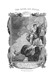 Angel of the Lord Appearing to Elijah on the Mountain, 1804 Giclee Print
