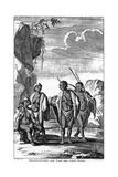 Khoikhoi Labourers, 1931 Giclee Print by Matthys Balen