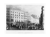 The House in Salzburg in Which Mozart Was Born in 1791, (Mid 19th Centur) Giclee Print