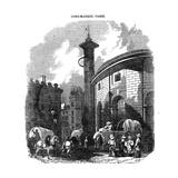 Corn-Market, Paris, 1836 Giclee Print