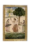 Megha Raga (Rainy Seaso), 19th Century Giclee Print