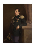 Portrait of Grand Duke Vladimir Alexandrovich of Russia (1847-190), 1880S Giclee Print by Ivan Nikolayevich Kramskoi